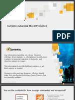 Symantec Advanced Threat Protection