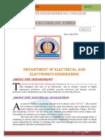 Volume 15 News Letter Jan to June 2014