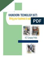 KCT Profile