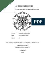 Kriteria Nyquist Tentang Stabilitas Sistem