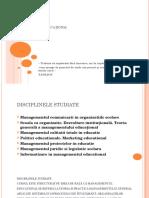 Ppt Management Educational