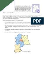 Regional Plan 2021