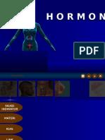 Bahan Persentase Hormon