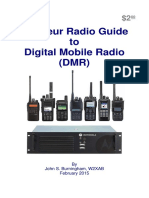 Amateur Radio Guide to DMR