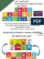 7. STI Forum - New York-6-7 June-2016