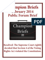 Champion Briefs-Feb 2014