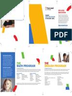 Math English Brochure (1)