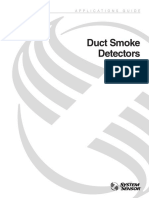 DuctSmokeDetector Application Guide HVAG53