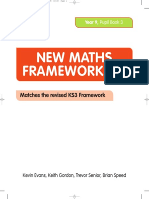 Secondary School 'KS3 (Key Stage 3) – Maths – Cumulative Distributions – Ages 11-14' eBook