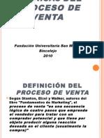 PROCESO DE VENTAS