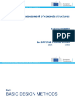 Fire resistance assessment of concrete structures