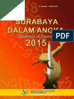 Surabaya Dalam Angka 2015