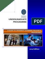 2014 Undergraduates Handbook