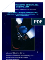 Justifying the need for electric propulsion in interplanetary missions