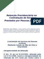CRCRS - Retenções Previdenciárias.odp