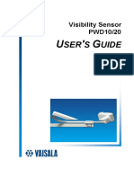 Visibility Sensor - User Guide