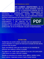 Estructuras III