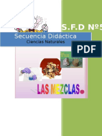 Secuencia Ciencias Naturales 5to grado