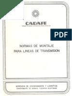 CADAFE NL-M