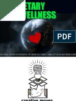Planetary Wellness