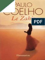 Le Zahir PDF Format HD