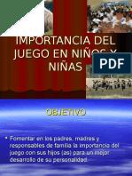 importanciadeljuegoenniosynias-090423065715-phpapp02
