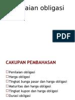 Portofolio Investasi Bab 9 Penilaian Obligasi