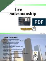 Active Selling Presentation 2007