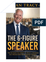 Brian Tracy 6-Figure Speaker eBook