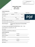lpa - 2016 new student enrollment form - english  1