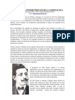 a17 - Pedro Paulet, Pionero Peruano de La Astronautica