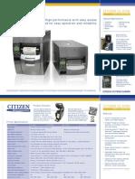 Citizen CLS 700 com