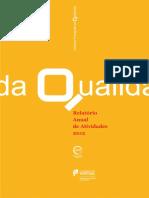2012 IPQ Relatório Actividades