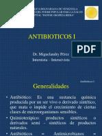 Antibioticos i