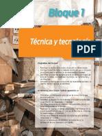 Técnica y Tecnología