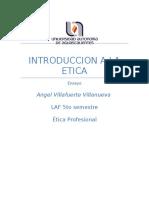 Introducción a La Ética Trabajo Final