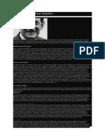 David Bohm e l'Universo Olografico