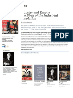 Industry and Empire | The New Press