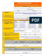 3. Cuadro Comparativo y Resumen Ejecutivo Perfil