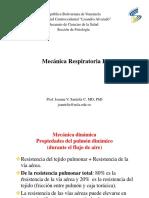 Mecanica Respiratoria II