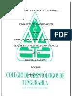 Colegio de Odontologos de Tungurahua