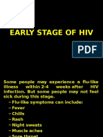 Accute Hiv Symptoms