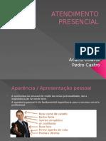Apresentação Presencial Acácio&Pedro