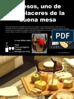 CONOCER DE QUESOS.pps