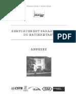 Guide RGCU - Renforcement Du Bâti Existant - Annexes