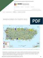 Inundaciones en Puerto Rico _ ECOEXPLORATORIO - Museo de Ciencias de Puerto Rico