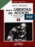 Daniel C. Dennett. Libertad de Acción