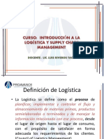 Introduccion a La Logistica Supply Chain Management Luis Riveros