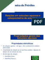 Aula Quu00EDmica Do Petru00F3leo u00E1cidos Bases