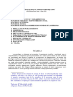 Codigo Etica APA Español